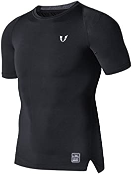 FIRM ABS Men's Short Sleeve Running Shirt