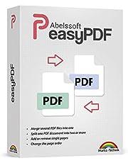 easyPDF - merges PDF files