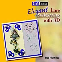 Elegant Line Embossing with 3D