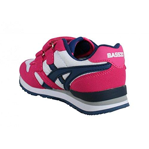 Chaussures de sport pour Garçon et Fille BASS3D 42030 COMBINADO FUCSIA