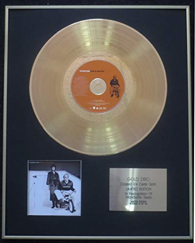 Century Presentations - Barenaked Ladies - Exclusive Limited Edition 24 Carat Gold Disc - Maybe You Should