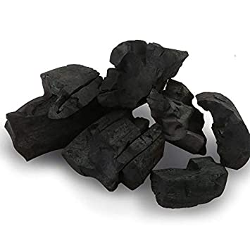 Log-Barn Caja de Carbón Vegetal de Grado de Restaurante, 10 kg, Ideal