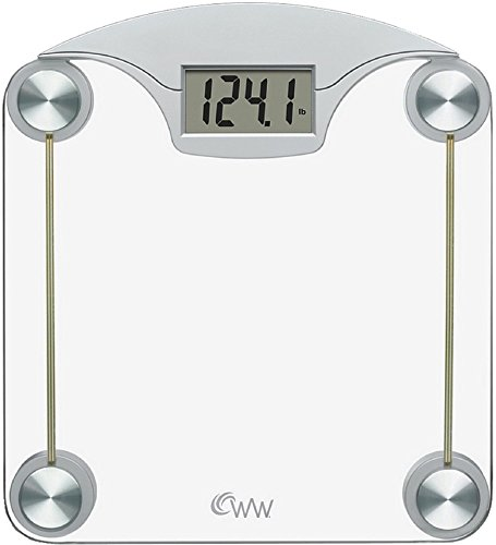 Weight Watchers by Conair Digital Glass Scale 1 ea (Pack of 7)
