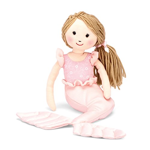 Jellycat Shellbelle Millie Mermaid, 13 inches -