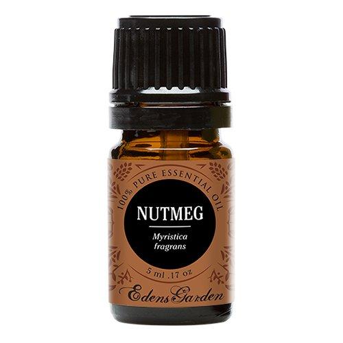 Nutmeg 100% Pure Therapeutic Grade Essential Oil by Edens Garden- 5 ml