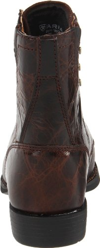 Chip Boot Heritage Ariat Lacer II Women's Chocolate Western Cowboy YxzaT8x