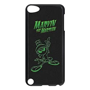 Personalized The Looney Tunes Show Marvin the Martian Ipod Touch 5th Case