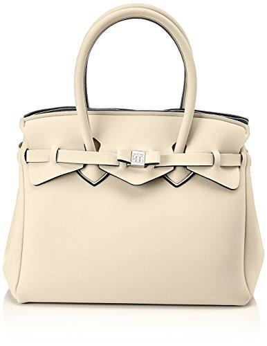 Handbag my Miss Beige save Mosaico bag Women's xOPdI7