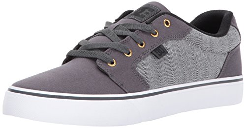 Anvil DC Skate Grey Black SE TX Grey Shoe 4fdfqw