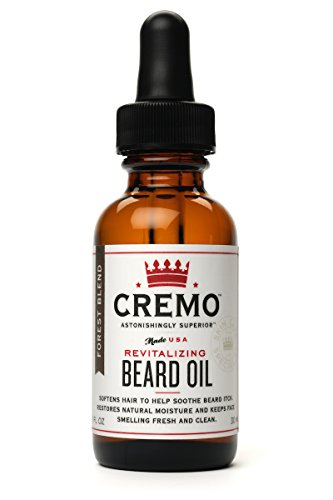 Cremo Beard Oil - Forest Blend 1 OZ Bottle
