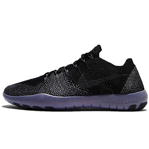 Nike Donne Wmn Laboratorio Gratuito Attenzione Fk2 Hk, Nero / Scuro Cielo Grigio-blu Scuro / Scuro Cielo Grigio Nero-blu Scuro