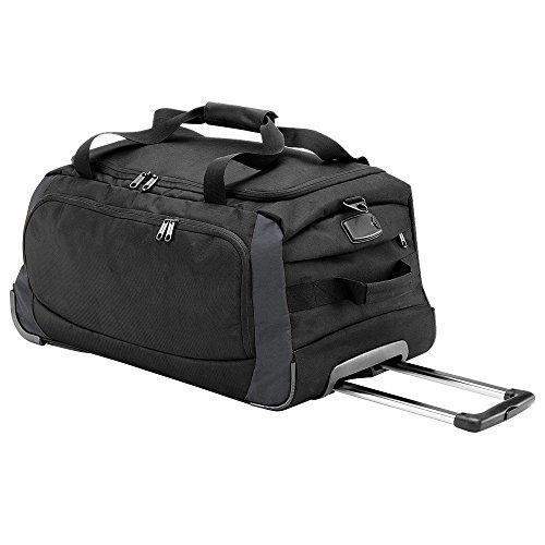 Travel Tungsten Dark Graphite Black Wheelie Bag Quadra wzqE4EF