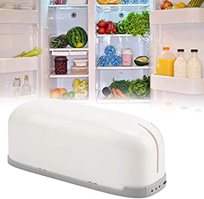 Mini Air Purifier Refrigerator Odors Smell Remover Deodorant