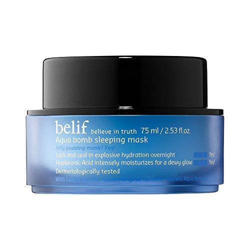 BELIF Aqua Bomb Sleeping Mask 2.53 fl oz (Jelly pudding sleeping mask)