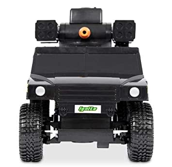 Amazon com: Ignite Radio Control Air Soft Black Justice Dealer 4