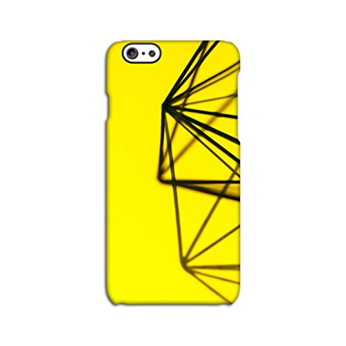 Yellow Wire Deflector Back Case for Apple iPhone 6 6S