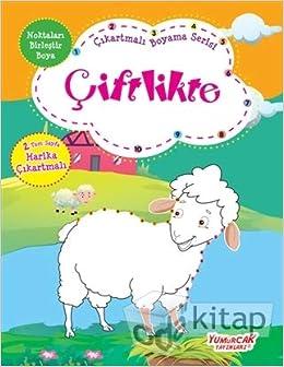 Ciftlikte Cikartmali Boyama Serisi Collective 9789752743823
