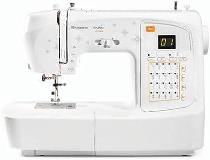 Husqvarna Viking 100 Q - Máquina de coser [Importado de Alemania ...