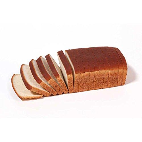 Rotellas Gluten Free Soft Deli White Sandwich Bread, 9 inch -- 12 per case. by Rotellas