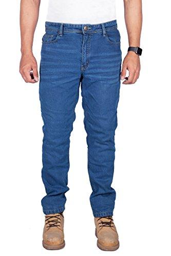 HBs Premium Quality Motorbike DuPont™ Kevlar® Jeans - Bikers Jeans