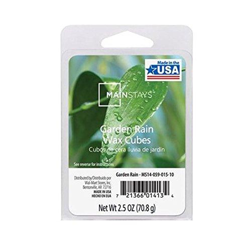 Home Fragrance Wax Garden Rain Wax Cubes by Mainstays