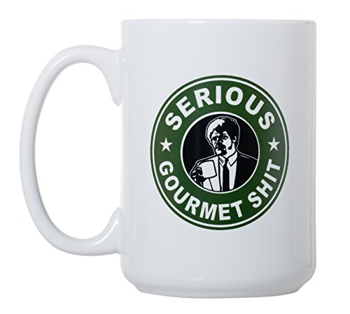 Goddamn, Jimmy. This Is Some Serious Gourmet Shit Mug- 15oz Deluxe Double-Sided Coffee Tea Mug