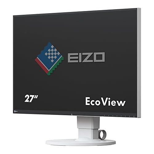 chollos oferta descuentos barato EV2750 WT FlexScan 68 4 cm 27 Zoll Monitor DVI HDMI USB 3 0 5ms tiempo de respuesta 2560 x 1440 color blanco