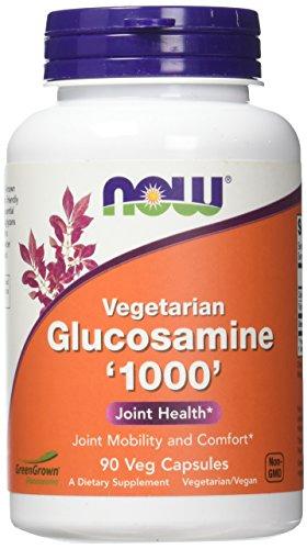 Foods Vegetarian Glucosamine - NOW Glucosamine '1000' Vegetarian,90 Veg Capsules