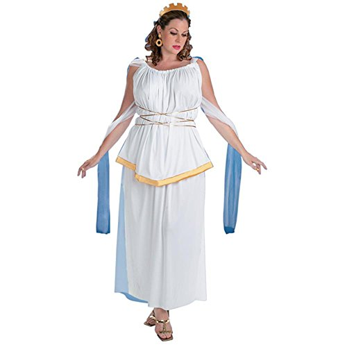 Athena Adult Plus-Size Halloween Costume Size 18-20 X-Large (XL) -