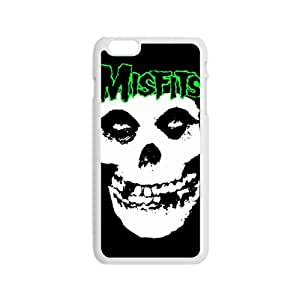Zero Misfits skull Cell Phone Case for iphone 5 5s