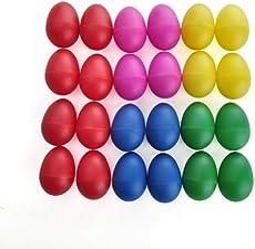 DIY Fancy Egg Shakers - Mama Smiles