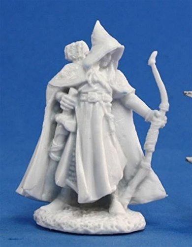 (Reaper Arthrand Nightblade, Elf Ranger 77049 by Miniatures)