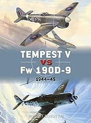 Tempest V vs Fw 190D-9: 1944–45