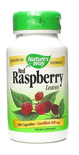 Natures Way Red Raspberry Leaves