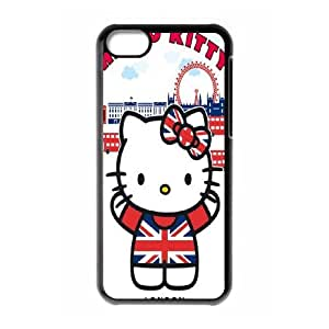 [MEIYING DIY CASE] For Iphone 5c -Hello Kitty-IKAI0448134