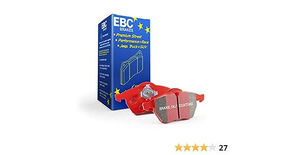 Ebc Brakes Dp31193c Redstuff Ceramic Low Dust Brake Pad Automotive Amazon Com