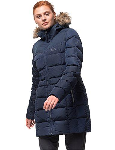Jack Unisex scuro XS Baffin 1203332 Blu Coat Wolfskin Island W arSOax