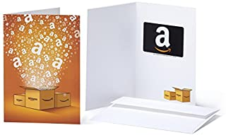 Amazon.com Gift Card in a Greeting Card (Amazon Surprise Box Design) (B0773CVNLP) | Amazon price tracker / tracking, Amazon price history charts, Amazon price watches, Amazon price drop alerts