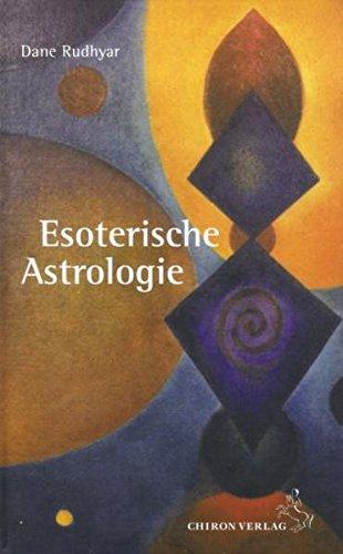 Esoterische Astrologie: Zwölf kosmische Gaben – Zwölf kosmische Prüfungen – Zehn kosmische Chancen (Standardwerke der Astrologie) Gebundenes Buch – 27. April 2006 Dane Rudhyar Chiron 3899971345 Haus (astrologisch)