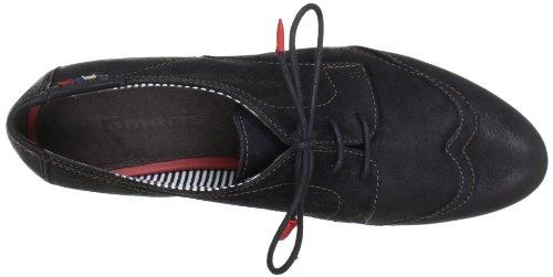 black Stringate Tamaris Basse schwarz Scarpe Donna 001 Nero xUApAYw1q