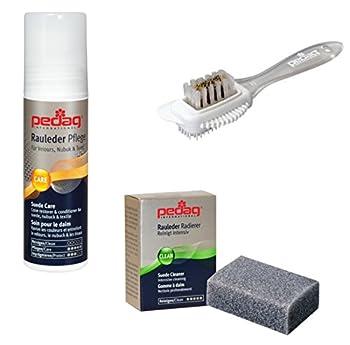 Pedag 14447 Suede Shoe Cleaner Kit