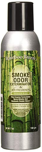 Tobacco Outlet Products H&PC-49477 Smoke Odor Exterminator 7oz Large Spray, Bamboo Breeze