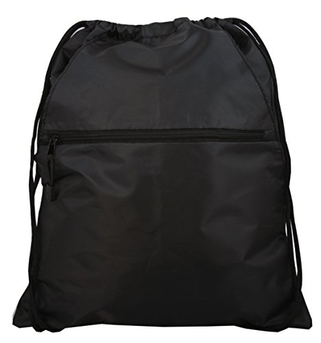 2 Zippered Pockets - 1