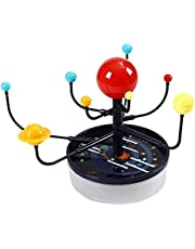 Solar System Model Kit Astronomy Planet Model 9 Planets and Sun Toys for Kids