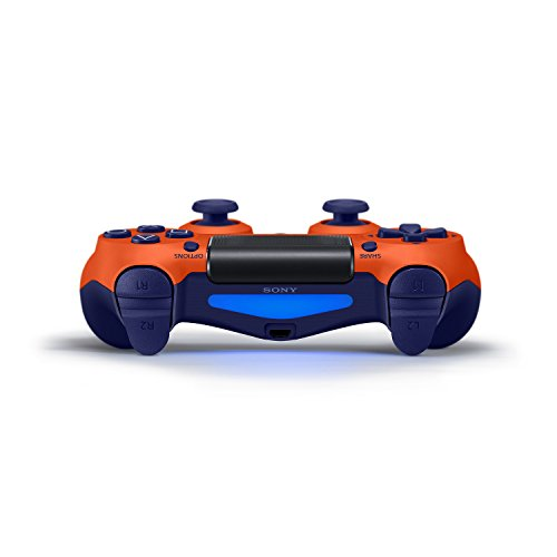 Sony PS4 Dualshock Wireless Controller - Sunset Orange
