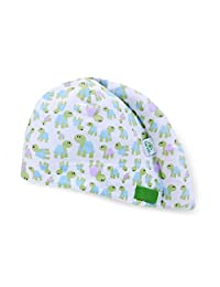 Tortle Newborn Hat, Adjustable, Prevents Flat Head, Neck Positioner, Turtles, Medium