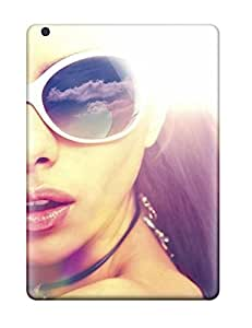Abikjack KXtHqrz14167JoulI Case Cover Ipad Air Protective Case Woman With Sunglasses