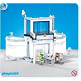 Playmobil Front Extension for Police Station