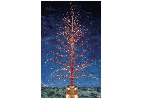 Christmas Concepts® 72 Inch Brown Fibre Optic Twig Tree with Gold Base - Christmas  Trees: Amazon.co.uk: Kitchen & Home - Christmas Concepts® 72 Inch Brown Fibre Optic Twig Tree With Gold