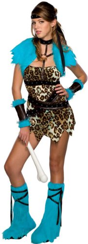 Female Teen Barbarian Costume - Teen